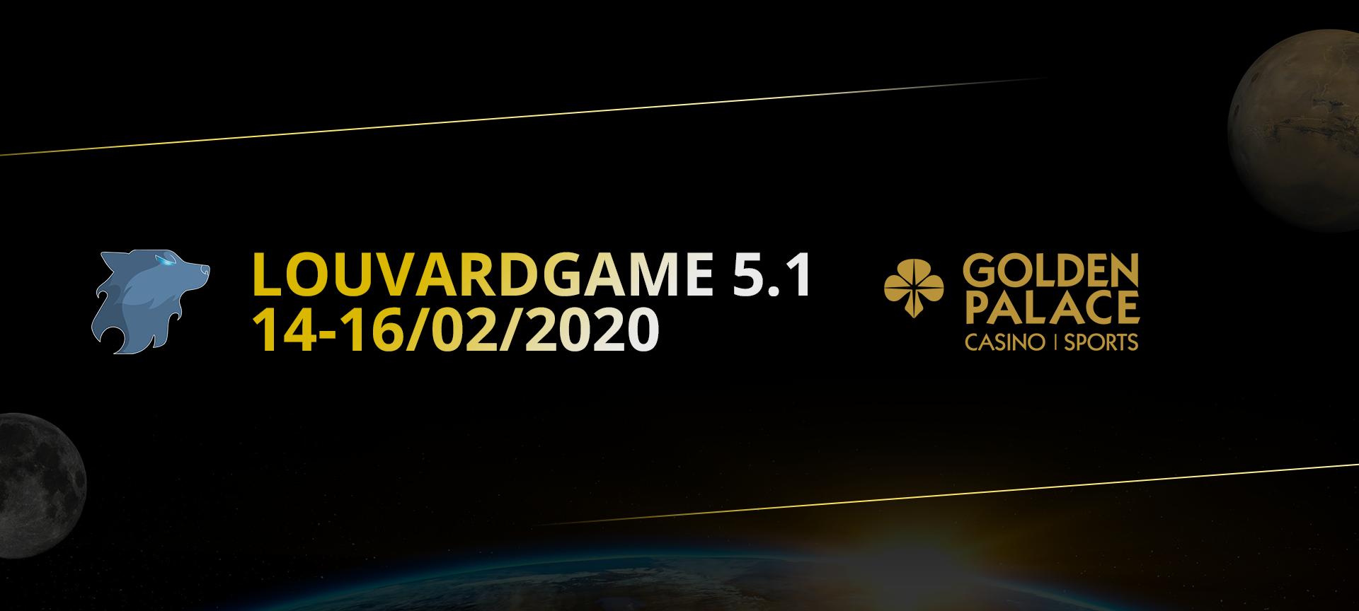 LouvardGame 5.1 - 14-16/02/2020
